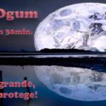 Homenagem à Ogum