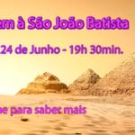 Homenagem à São João Batista